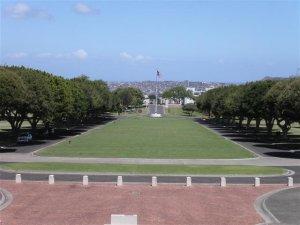 Honolulu Hawaii Memorial 303rd Bg Graves