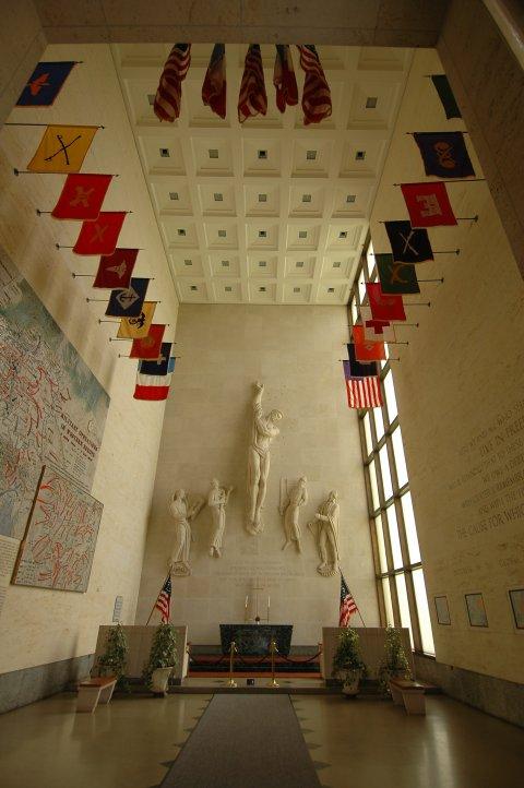 Lorraine American Cemetery 303rd Bg Graves