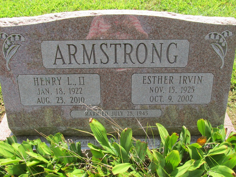 when did neil armstrong tombstone - photo #2
