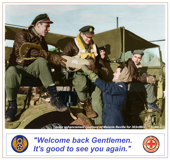WWII Uniforms and Flight Gear (Photo Shoot)
