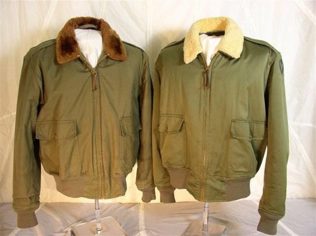 WWII Uniforms - Flight Gear 1944-1945 / F-3 Heated Suit